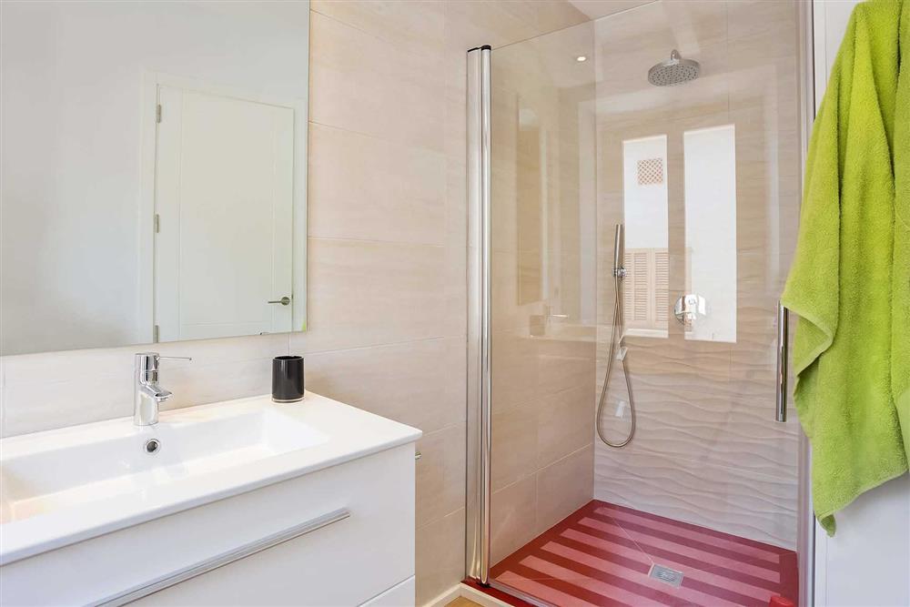 Bathroom (photo 6) at Villa Sant Sebastia, Pollensa, Mallorca