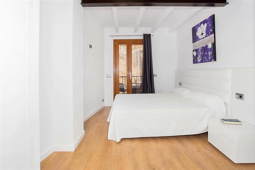 Double bedroom (photo 10) at Villa Sant Sebastia, Pollensa, Mallorca
