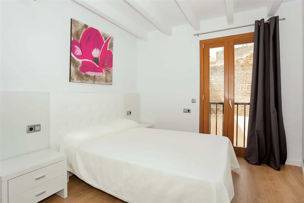 Double bedroom (photo 4) at Villa Sant Sebastia, Pollensa, Mallorca