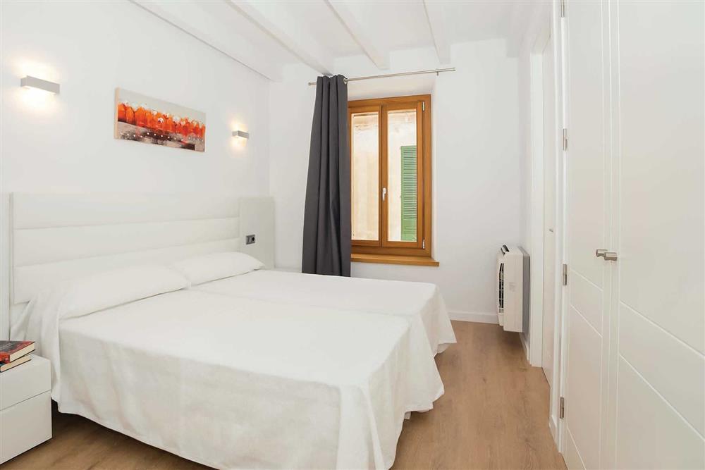 Double bedroom (photo 6) at Villa Sant Sebastia, Pollensa, Mallorca