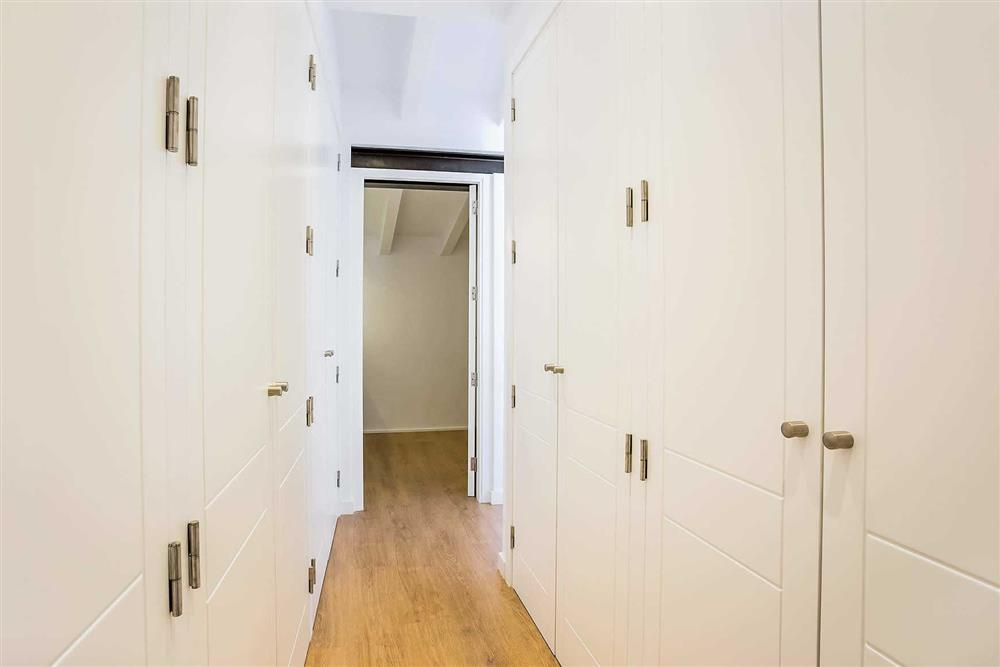 Hallway at Villa Sant Sebastia, Pollensa, Mallorca