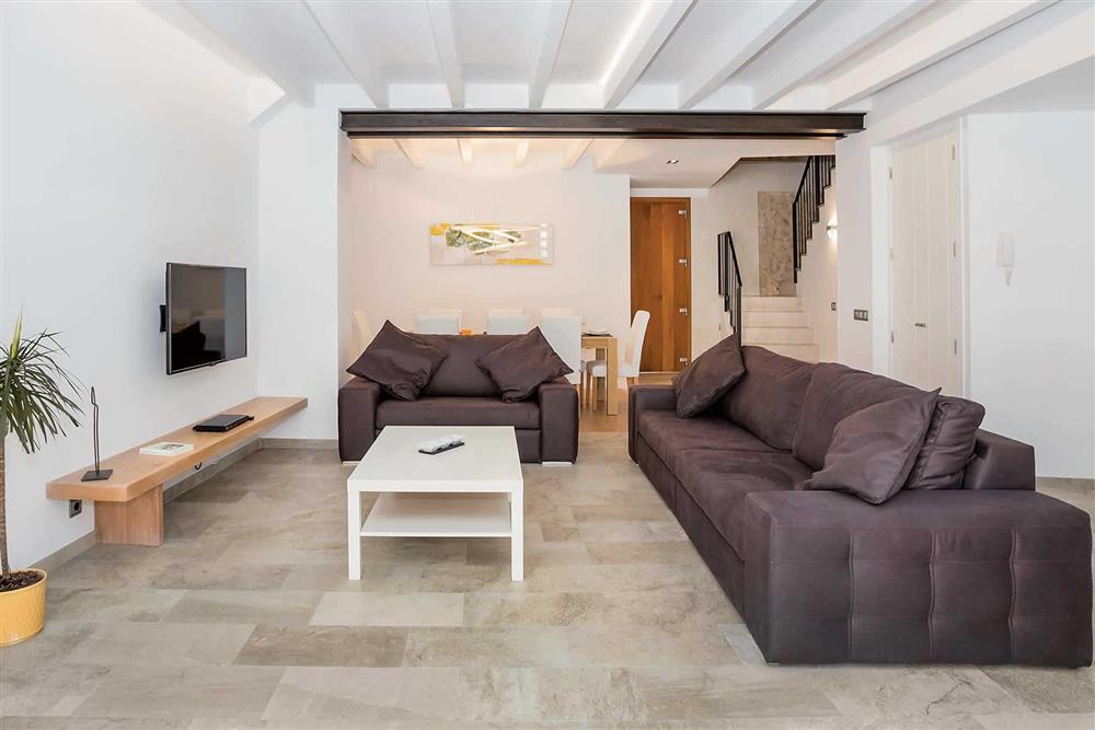 Lounge at Villa Sant Sebastia, Pollensa, Mallorca