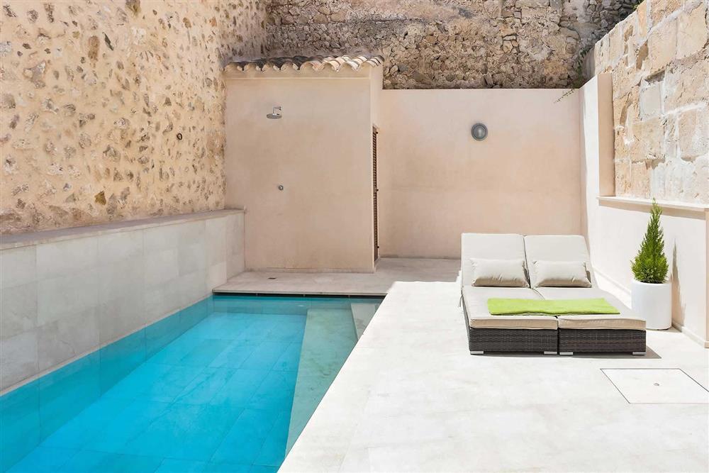 Pool at Villa Sant Sebastia, Pollensa, Mallorca