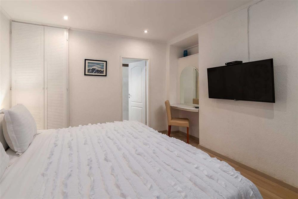 Double bedroom (photo 4) at Villa Seaside Fortress View, Dubrovnik, Dubrovnik Region