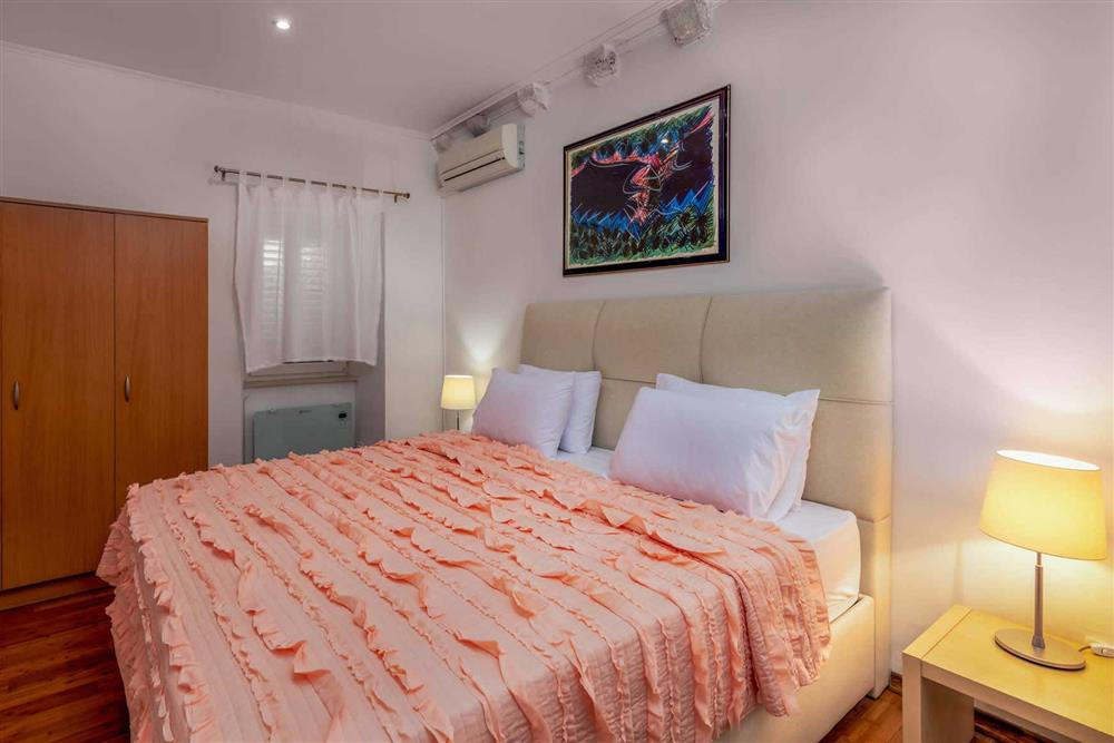 Double bedroom (photo 8) at Villa Seaside Fortress View, Dubrovnik, Dubrovnik Region