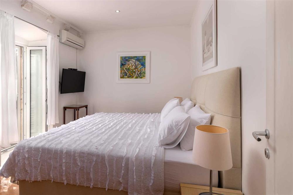 Double bedroom at Villa Seaside Fortress View, Dubrovnik, Dubrovnik Region