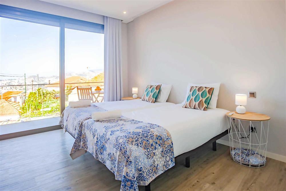 Double bedroom (photo 2) at Villa Serafina, Funchal, Madeira