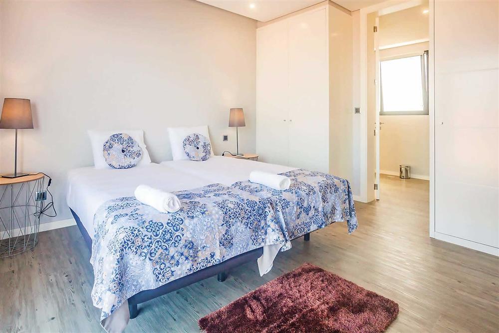 Double bedroom at Villa Serafina, Funchal, Madeira