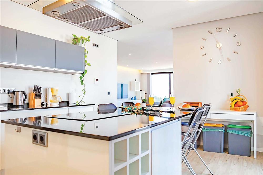 Kitchen (photo 2) at Villa Serafina, Funchal, Madeira