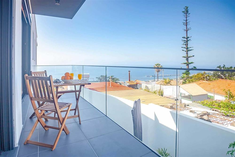 View at Villa Serafina, Funchal, Madeira