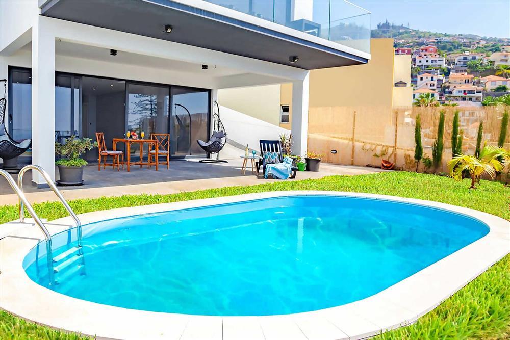 Villa with pool at Villa Serafina, Funchal, Madeira