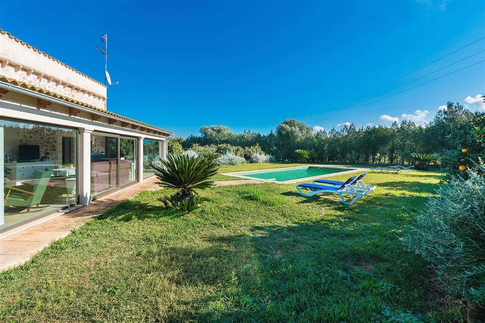Villa with pool (photo 4) at Villa Son Morey II, Can Picafort, Mallorca