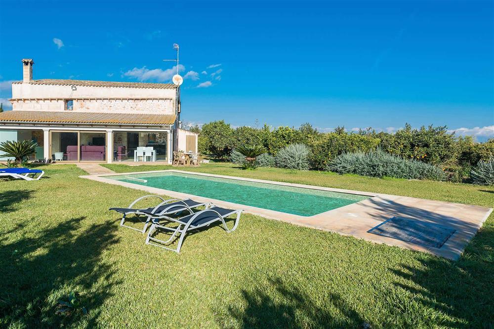Villa with pool (photo 6) at Villa Son Morey II, Can Picafort, Mallorca