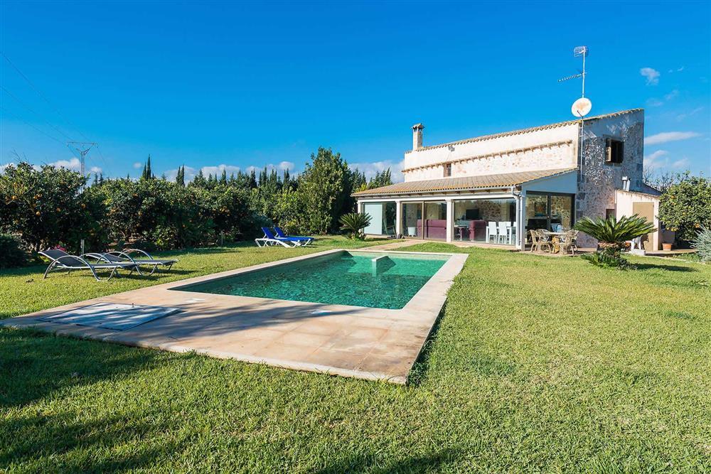 Villa with pool at Villa Son Morey II, Can Picafort, Mallorca