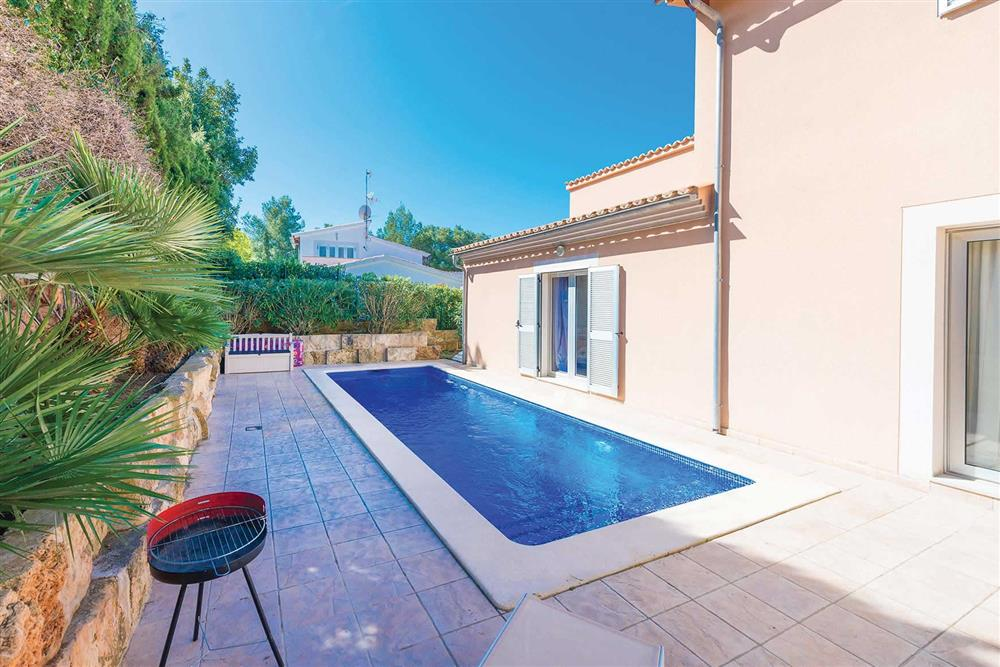 Villa with pool (photo 2) at Villa Synera, Alcudia, Mallorca