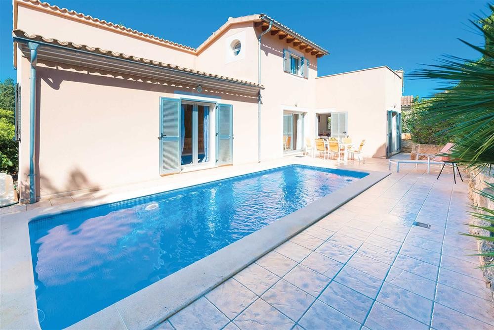 Villa with pool at Villa Synera, Alcudia, Mallorca
