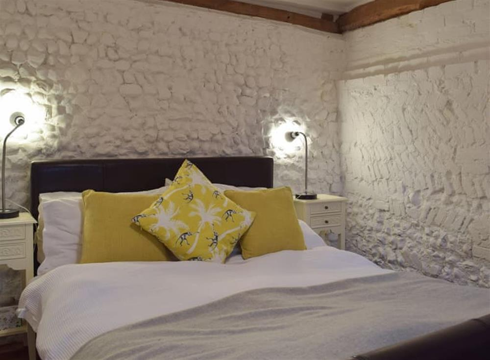 Double bedroom at Vineyard Granary in Fressingfield, near Harleston, Suffolk