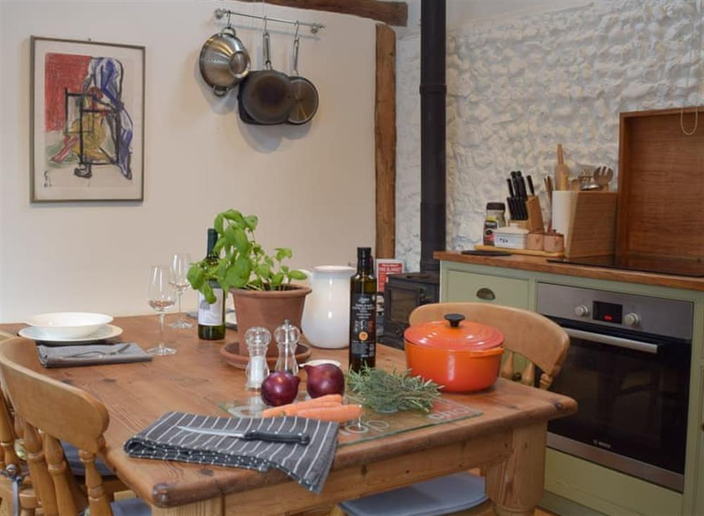 Kitchen / diner (photo 2) at Vineyard Granary in Fressingfield, near Harleston, Suffolk