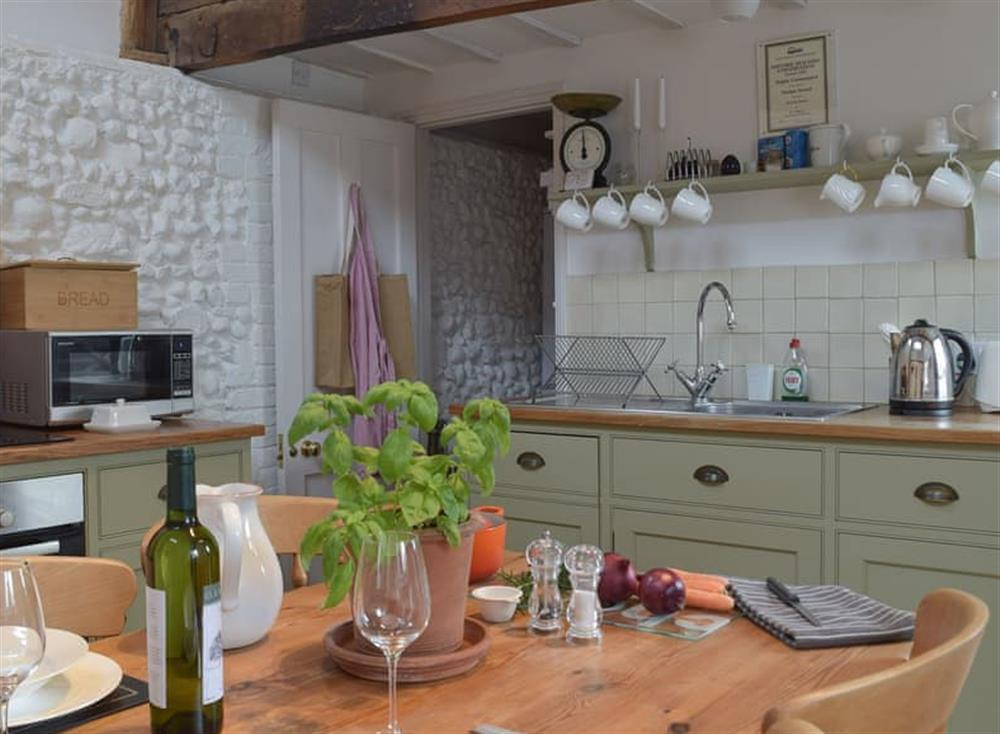 Kitchen / diner at Vineyard Granary in Fressingfield, near Harleston, Suffolk
