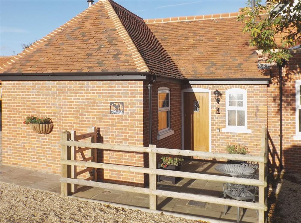 Exterior at Walnut Cottage in Takely, near Bishops Stortford, Hertfordshire