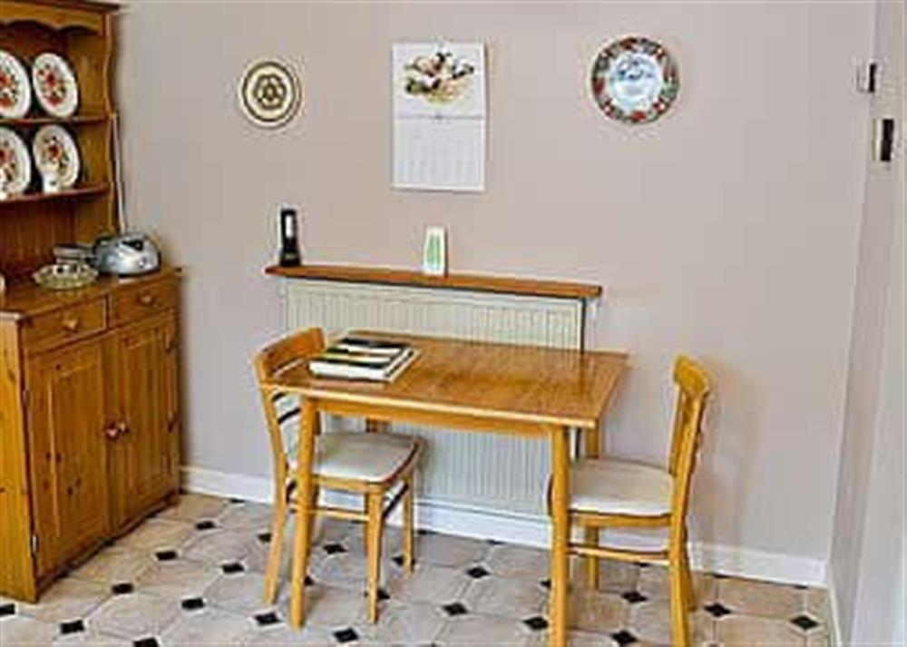 Dining Area at Walsham Wood Cottage in Nr North Walsham, Norfolk., Great Britain