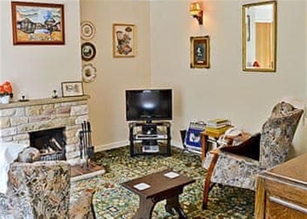 Living room at Walsham Wood Cottage in Nr North Walsham, Norfolk., Great Britain