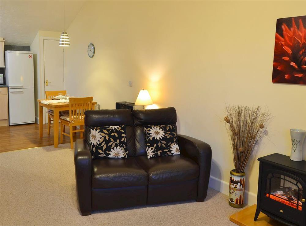 Living and dining area (photo 2) at Wanderer in Sutton Staithe, near Stalham, Norfolk