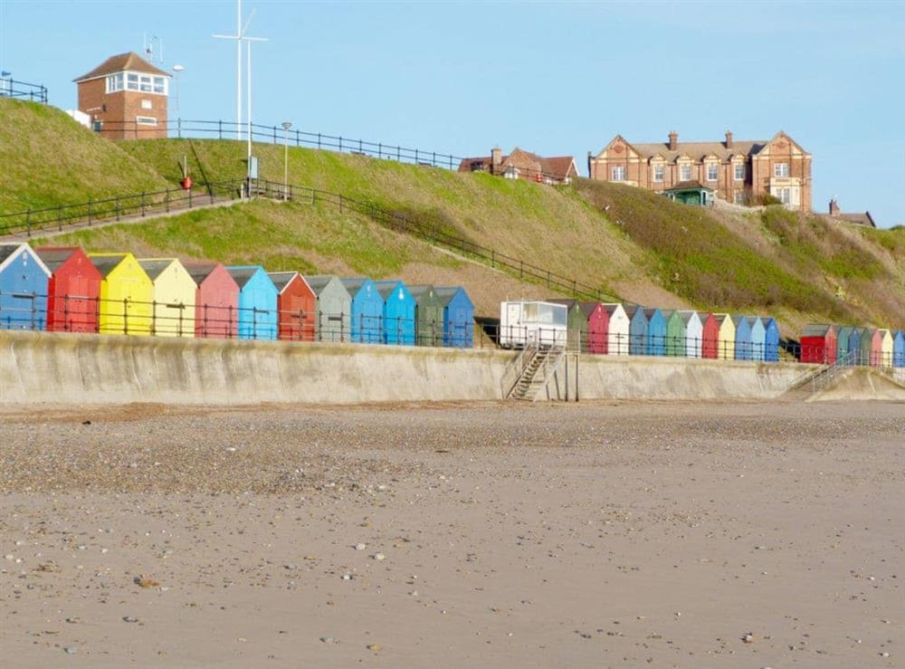 Mundesley Beach at Watchkeepers Cottage in Mundesley, Norfolk