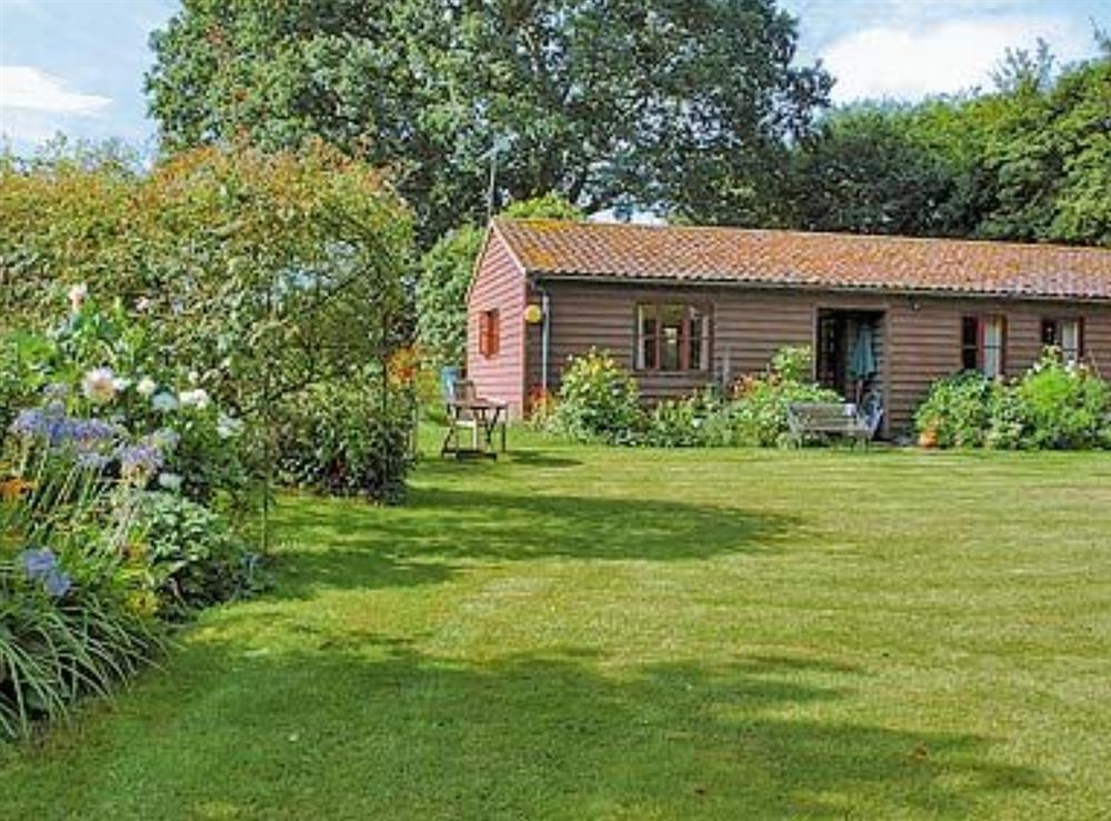 Exterior at Water Hall Cottage in Kettlebaston, Suffolk
