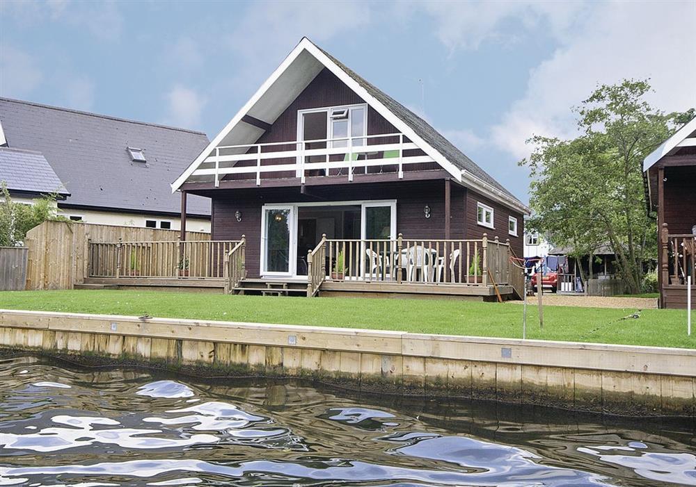 Watersedge at Watersedge in Norwich, Norfolk