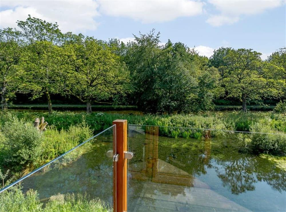 Views from Waterside Lodge Sixteen
