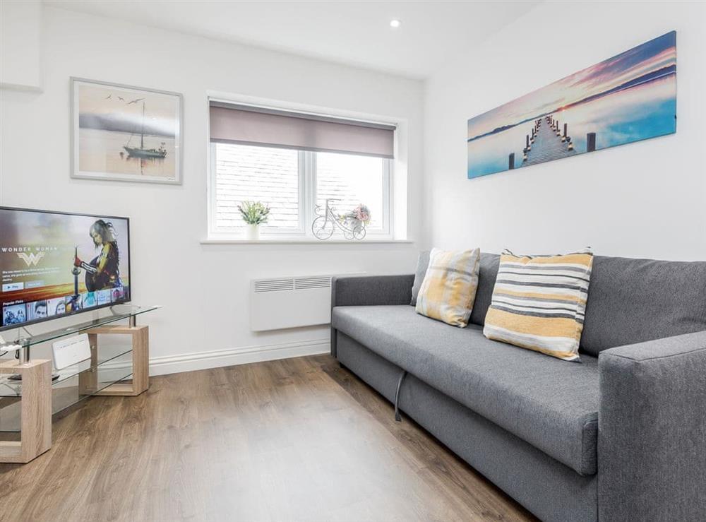 Living area at Watford Flat 4,