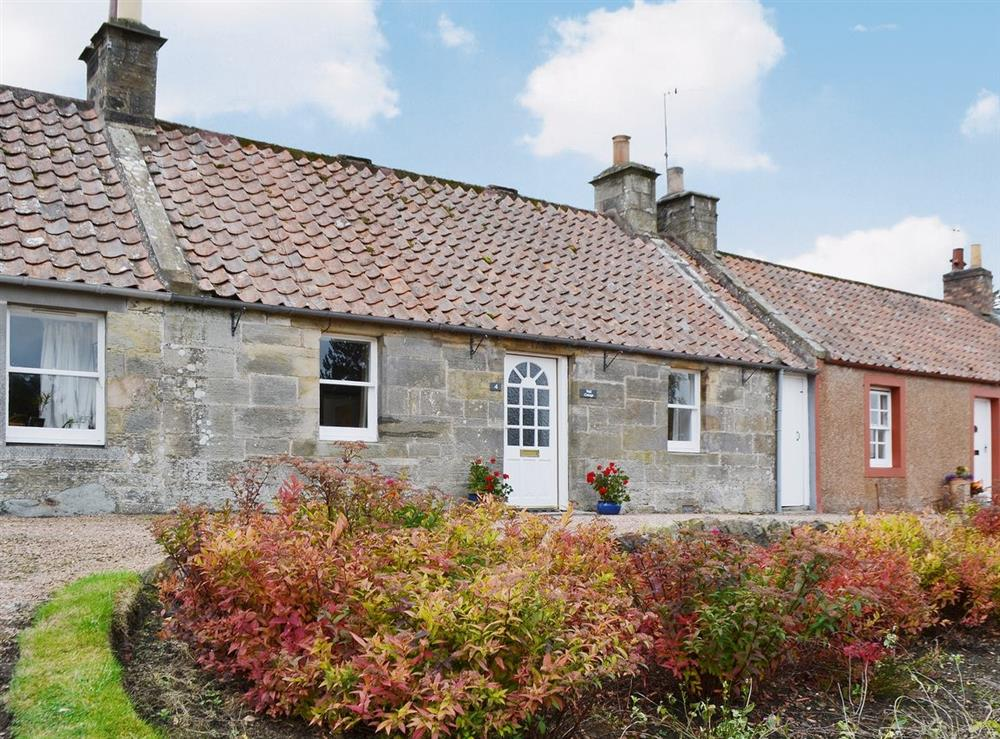 Exterior at Well Cottage in Cupar, Fife