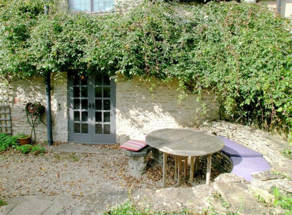 Exterior at Well Cottage in Upper Castle Combe, Wiltshire., Great Britain