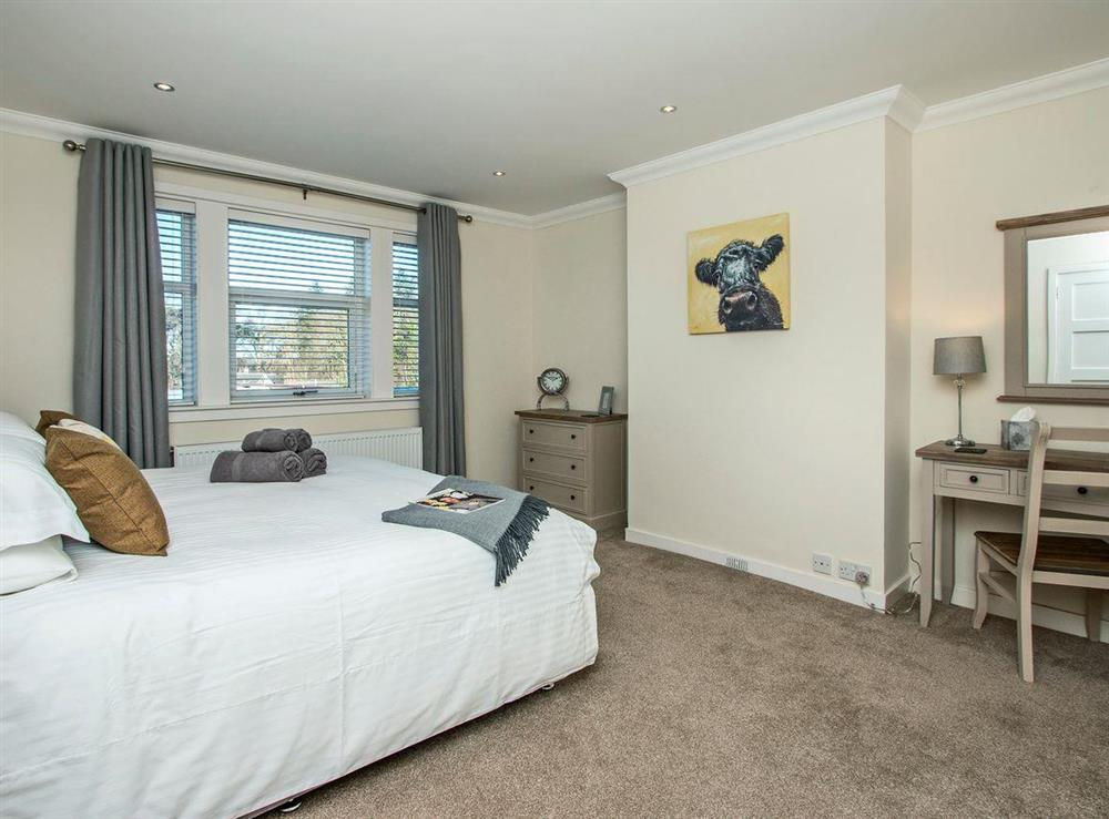 Comfortable double bedroom (photo 2) at Wellpark in Alloway, near Ayr, Ayrshire