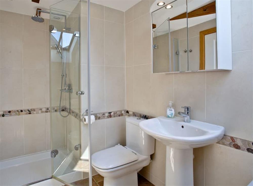Bathroom (photo 2) at Wells Park Barn in Dartmouth & Kingswear, South Devon