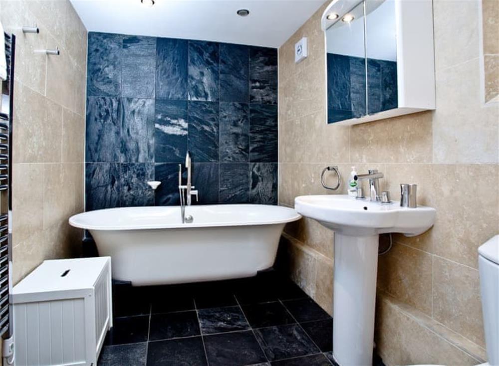 Bathroom (photo 3) at Wells Park Barn in Dartmouth & Kingswear, South Devon