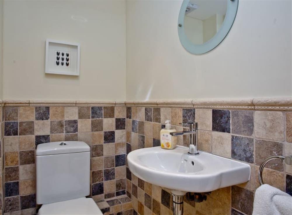 Bathroom (photo 4) at Wells Park Barn in Dartmouth & Kingswear, South Devon