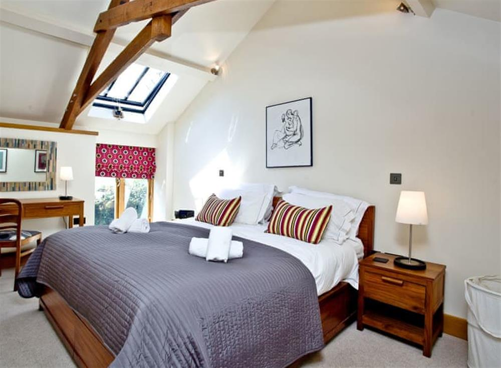 Double bedroom (photo 2) at Wells Park Barn in Dartmouth & Kingswear, South Devon