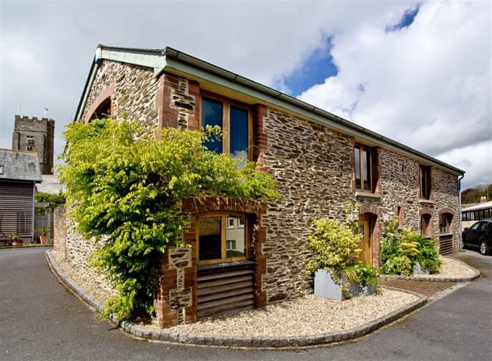Exterior (photo 2) at Wells Park Barn in Dartmouth & Kingswear, South Devon