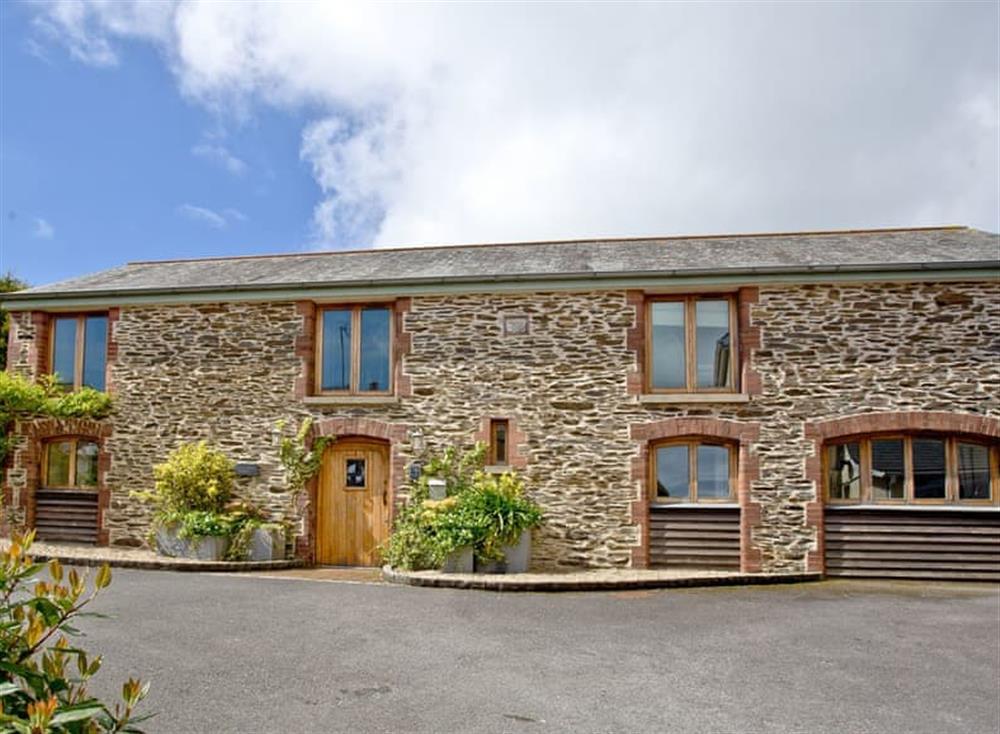 Exterior at Wells Park Barn in Dartmouth & Kingswear, South Devon