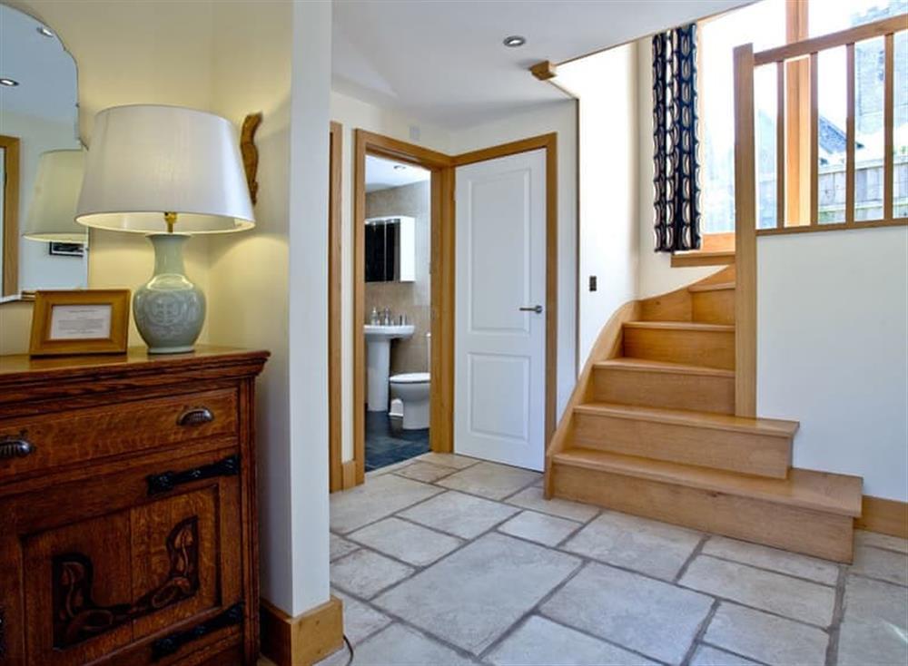 Hallway (photo 2) at Wells Park Barn in Dartmouth & Kingswear, South Devon