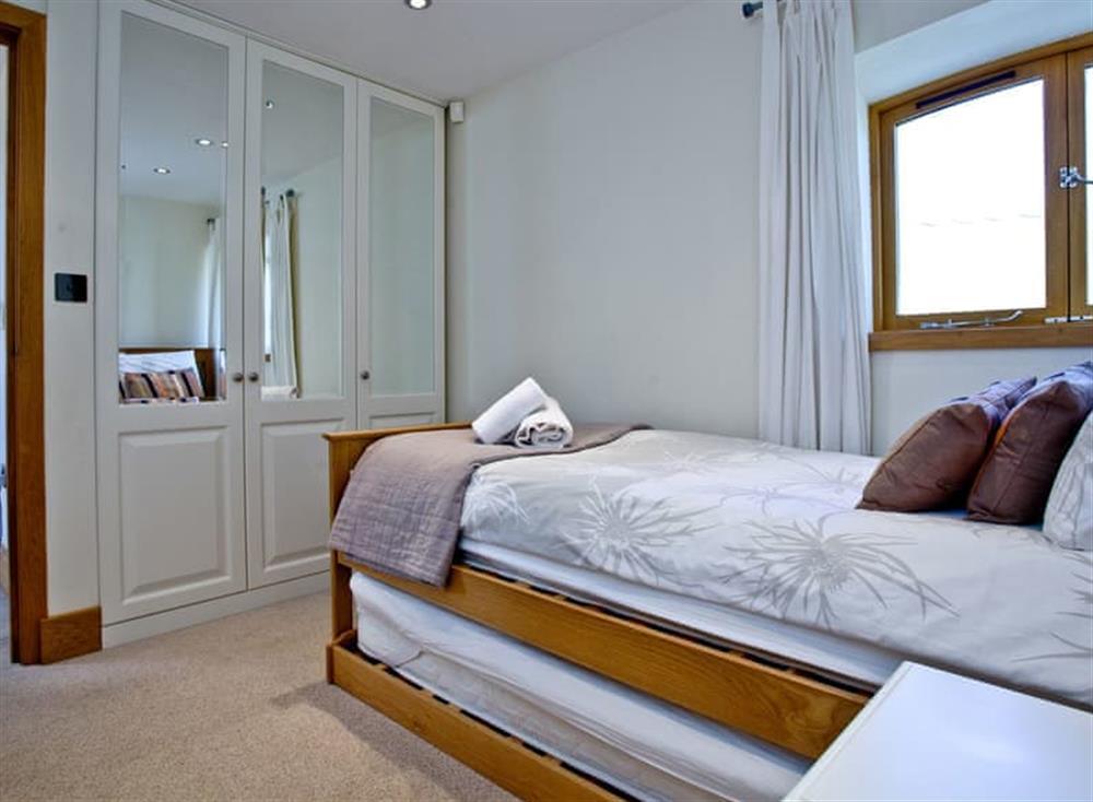 Single bedroom (photo 2) at Wells Park Barn in Dartmouth & Kingswear, South Devon