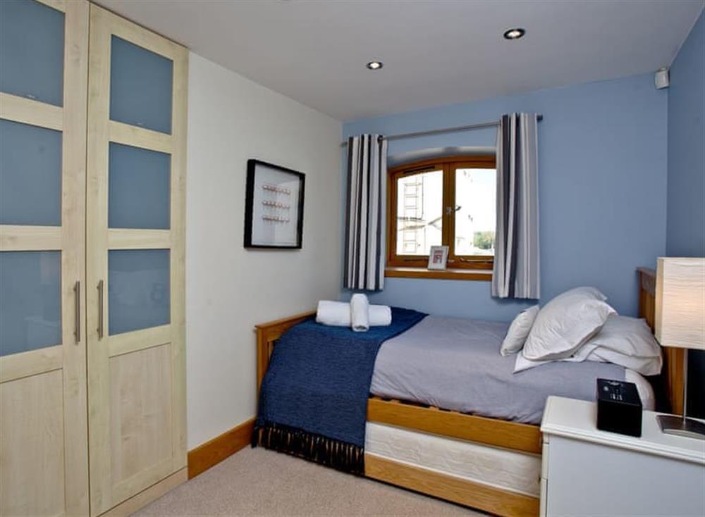 Single bedroom (photo 3) at Wells Park Barn in Dartmouth & Kingswear, South Devon