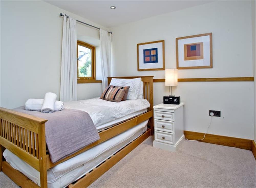 Single bedroom at Wells Park Barn in Dartmouth & Kingswear, South Devon