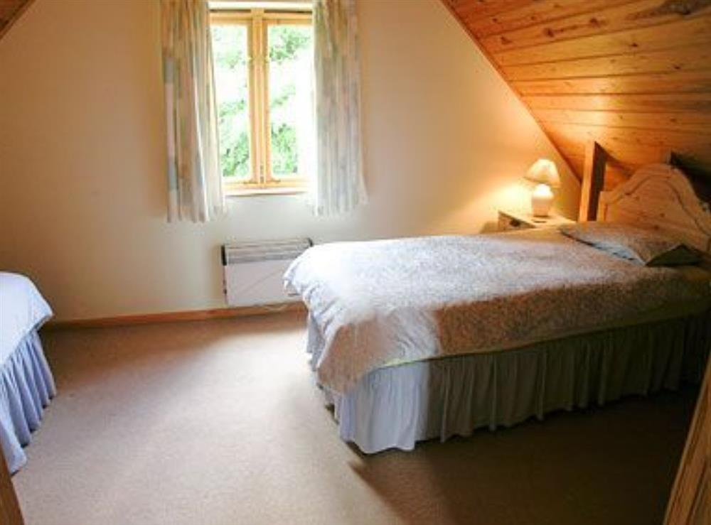 Bedroom at Wessex Lodge in West Stour, near Shaftesbury, Kent