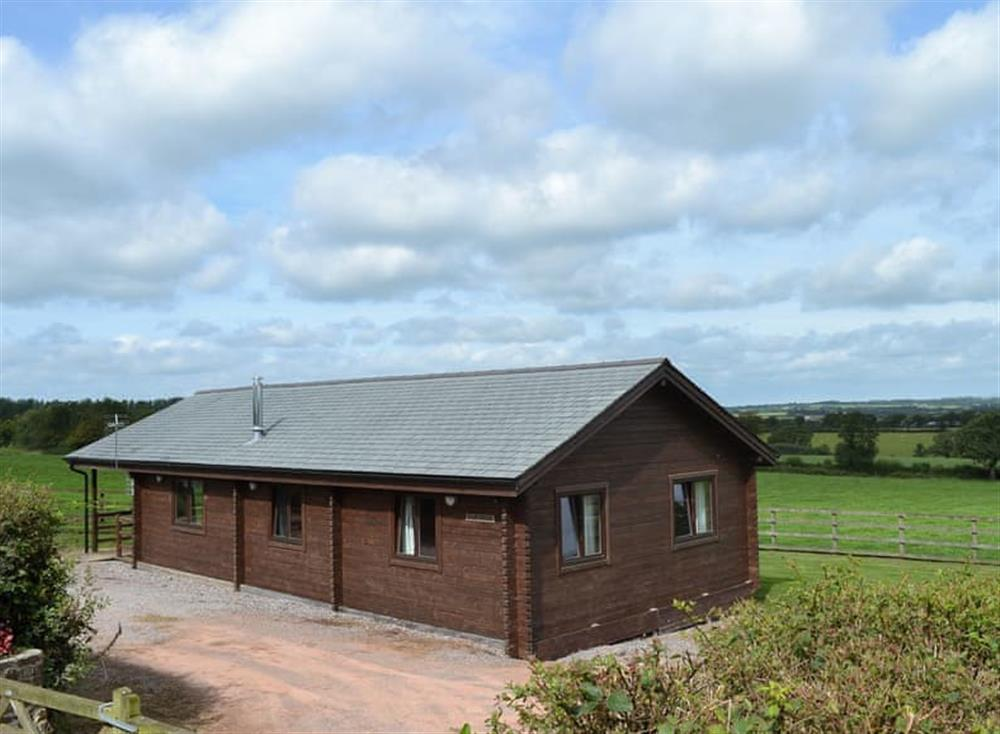 Dartmoor at West Middlewick Farm is a detached property