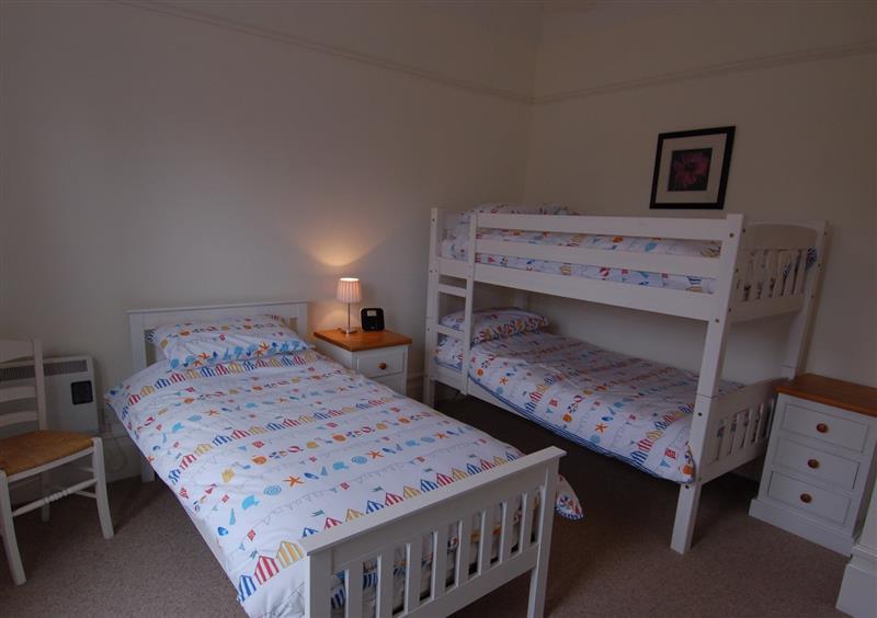 Bedroom at West Vane, Ugborough, Devon