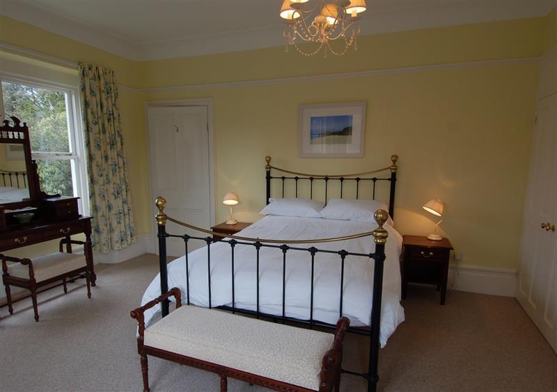 Double bedroom at West Vane, Ugborough, Devon
