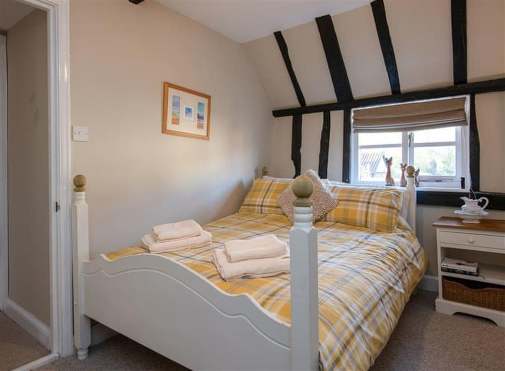 Double bedroom (photo 3) at West View in Dickleburgh, near Diss, Norfolk